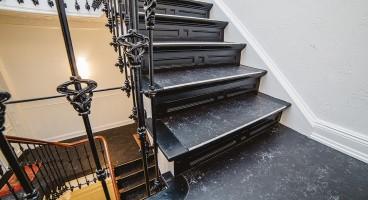 Alte Treppenhäuser im neuen Look